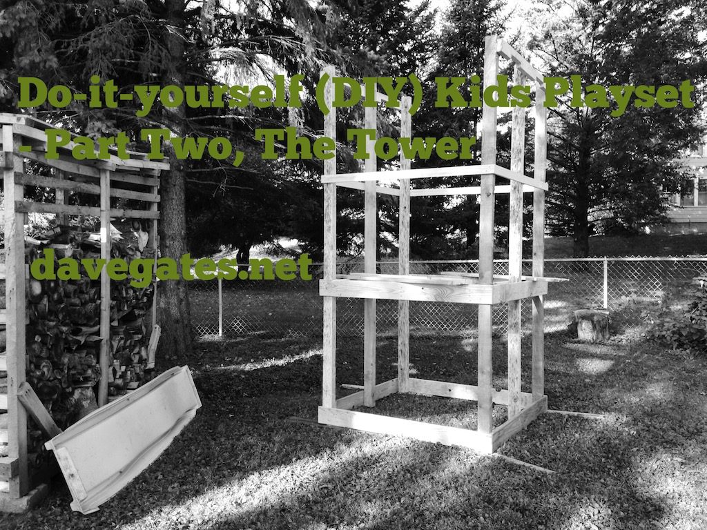 DIY Playset Project