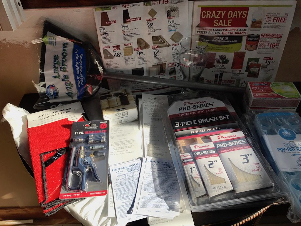 Menards Crazy Days Sale
