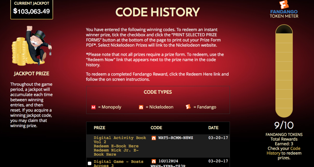 redeem code How can I get the code? If you have an account with LionsGate Screenings, you will be notified via email of available screenings in your area.