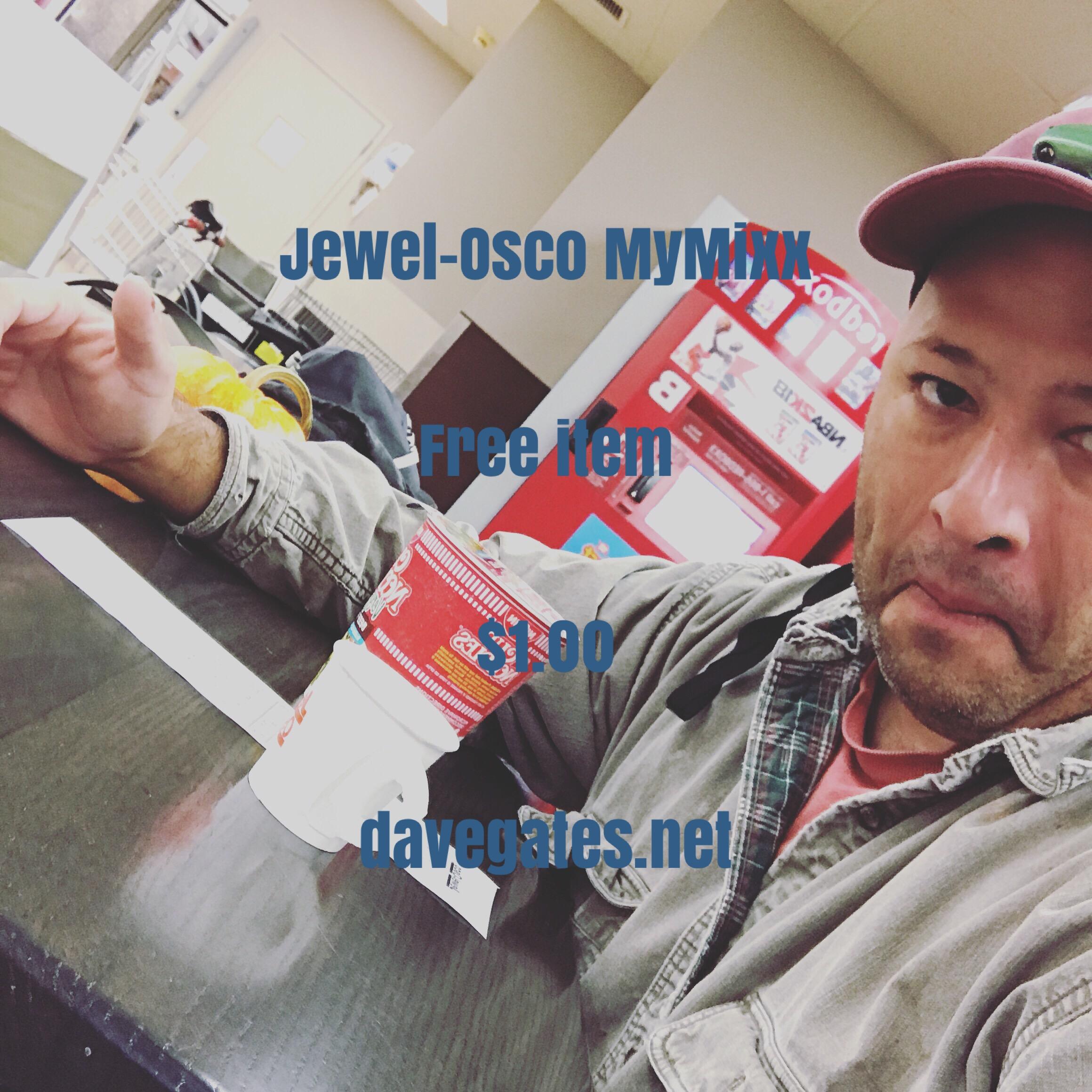 Saturday Morning Sampler Jewel-Osco – September 30, 2017