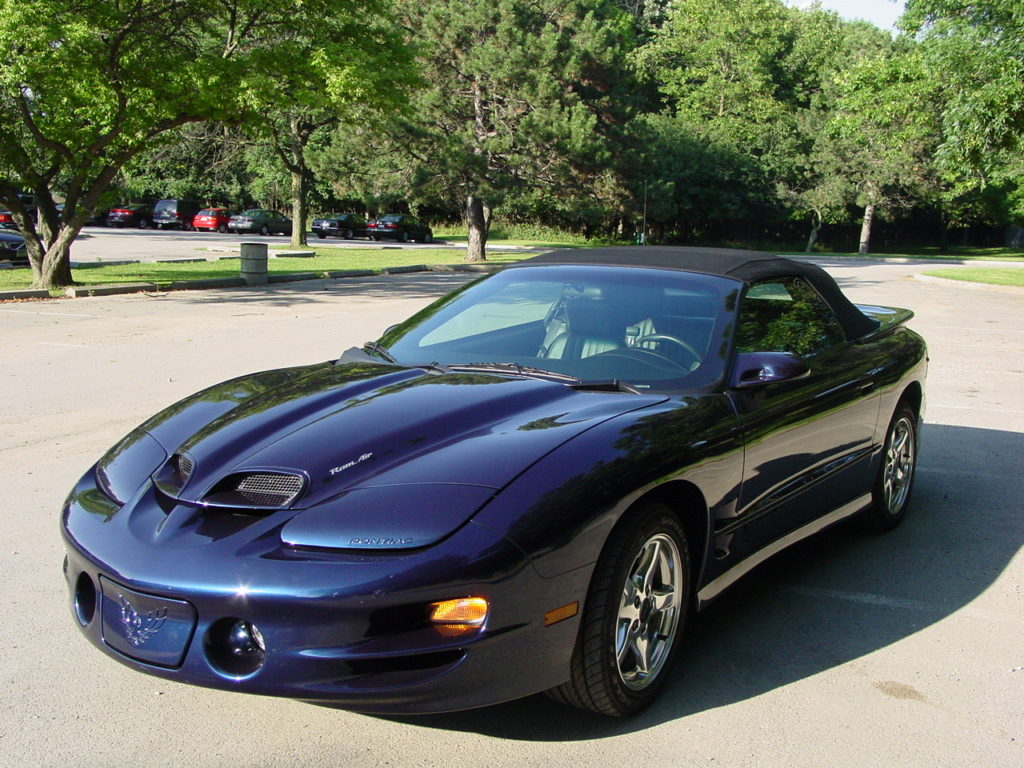 what i learned for a 2001 pontiac trans am ws6 sports car dave gates. Black Bedroom Furniture Sets. Home Design Ideas
