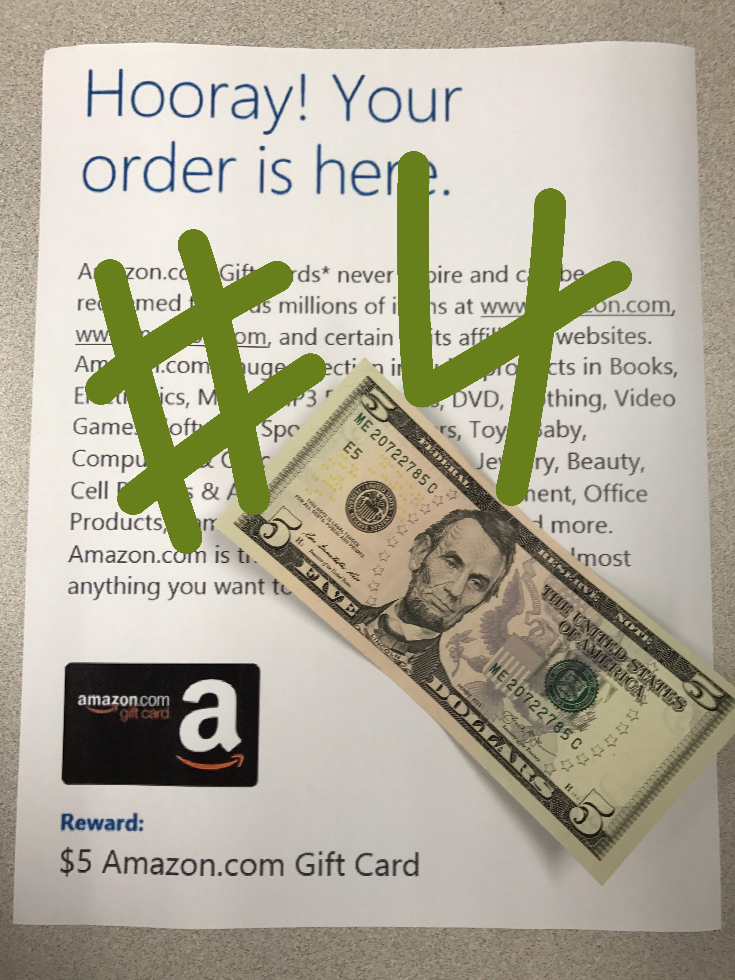 microsoft reward points  u2013  5 amazon gift card  4  u2014 dave gates