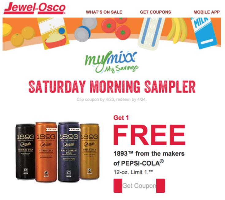Saturday Morning Sampler Email