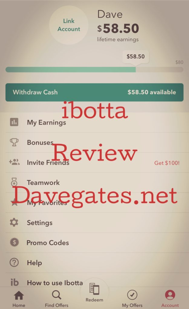 ibotta Review by Dave Gates – woifgev