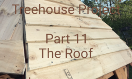 Do-It-Yourself Treehouse Part 11 - The Roof